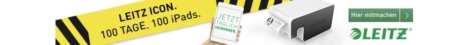 Sobotta Bürobedarf - 100 Tage Leitz 100 iPads
